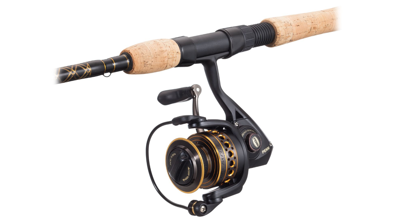Penn battle ii inshore rod and reel spinning combo for Penn fishing combos