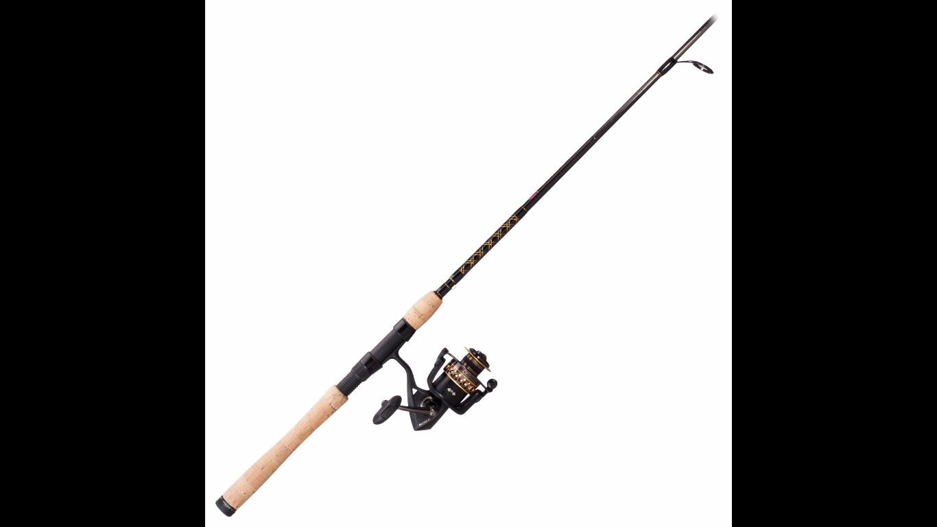 Penn battle ii combo fishingnew for Fishing rod combos