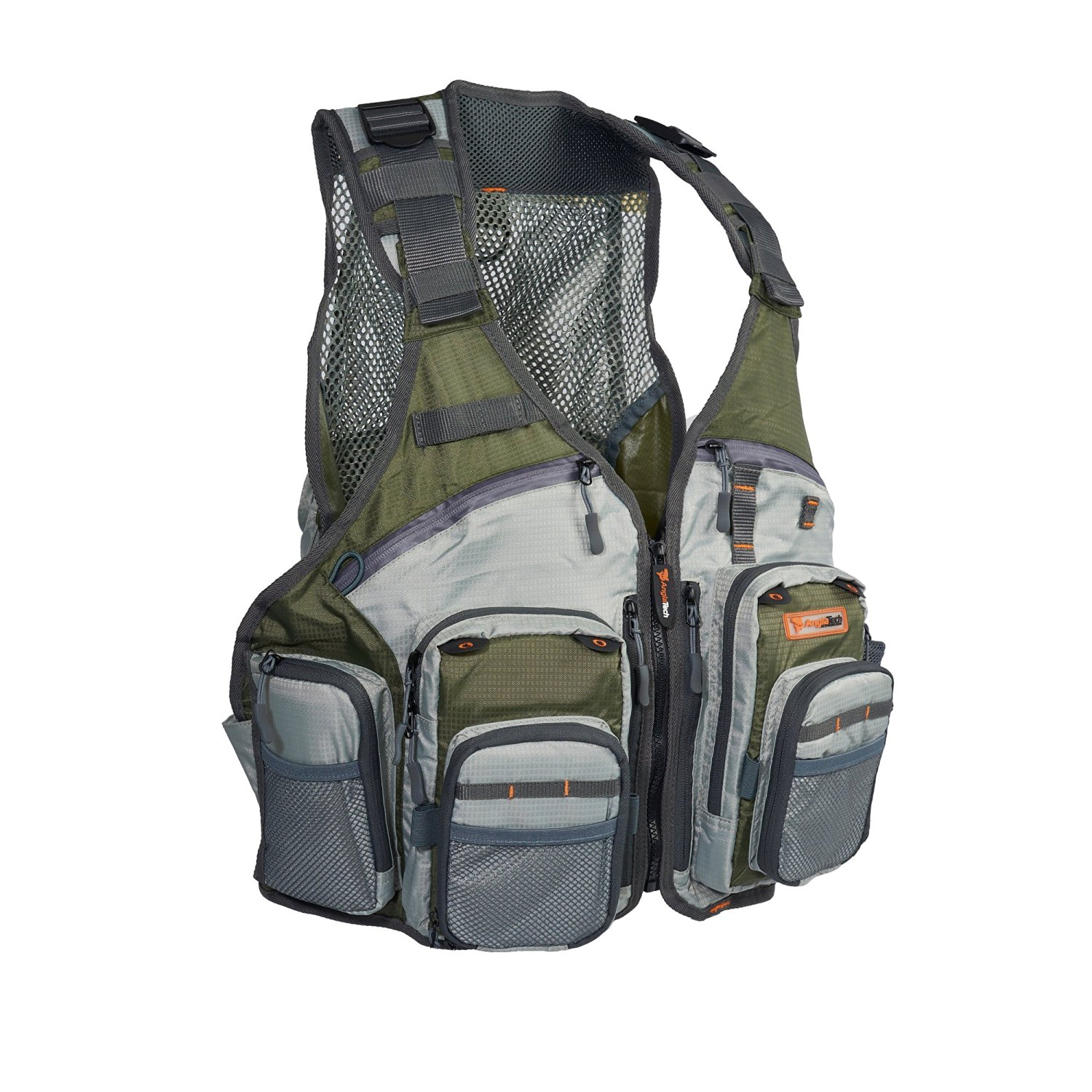 Bass pro shops 100mph gore tex rain bibs for men fishingnew for Fly fishing vest