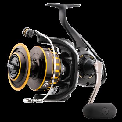 Daiwa bg spinning reels 2017 fishingnew for Best fishing reels 2017