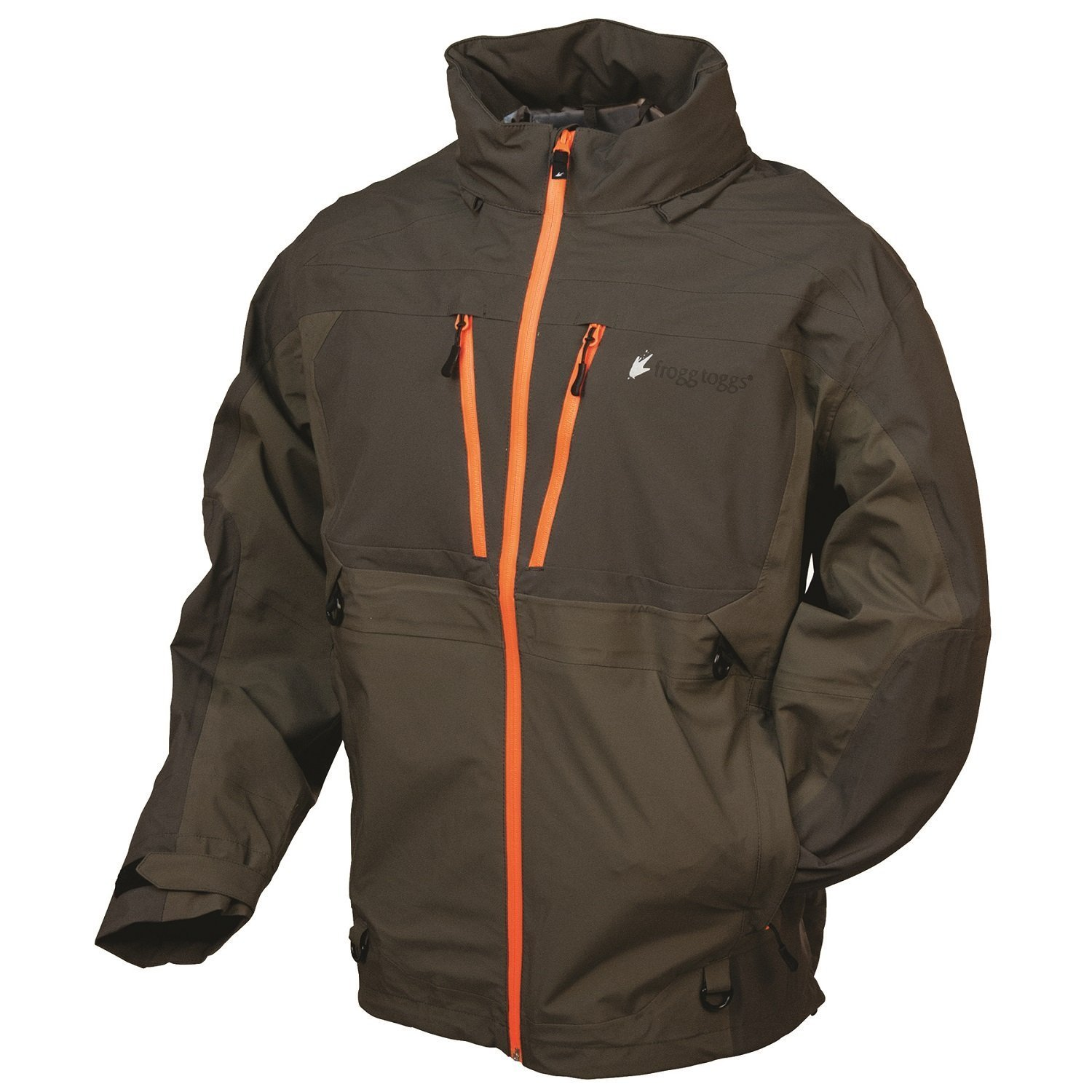 Frogg toggs pilot frogg guide jacket fishingnew for Best rain suit for fishing