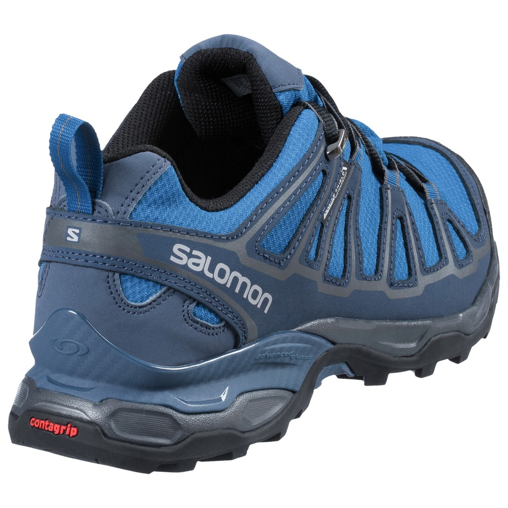 Salomon Men S X Ultra Prime Cs Waterproof Hiking Shoe
