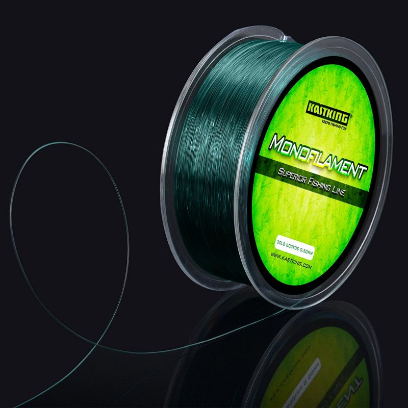 Kastking premium monofilament fishing line fishingnew for Best fishing line for bass