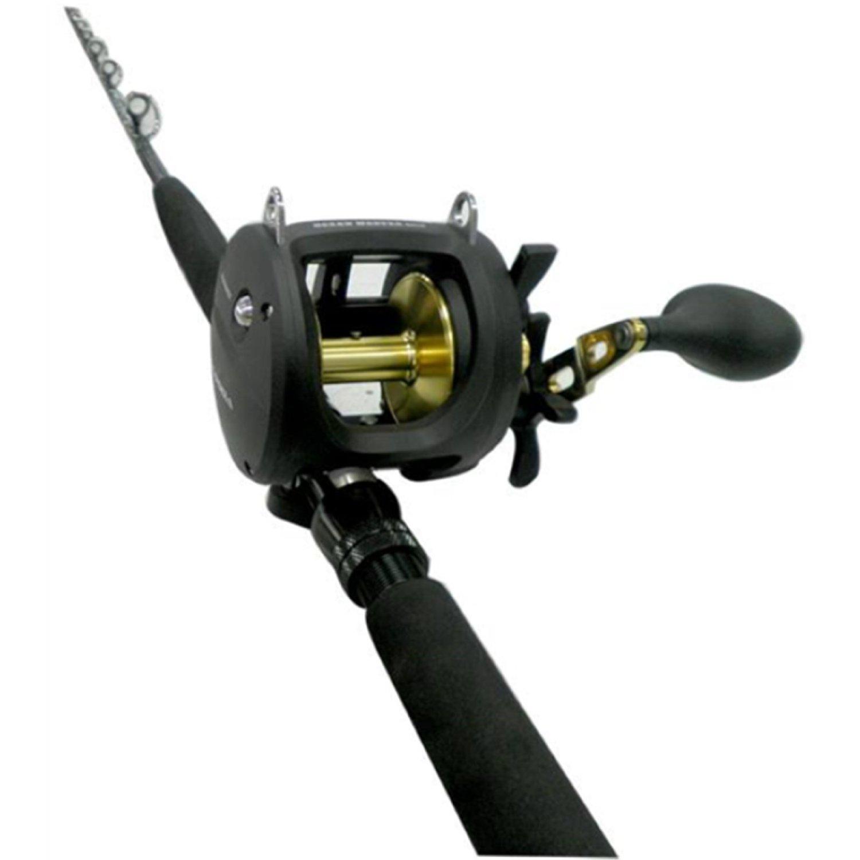 Ecooda Ocean Master 44lb Drag Conventional Fishing Reel Fishingnew