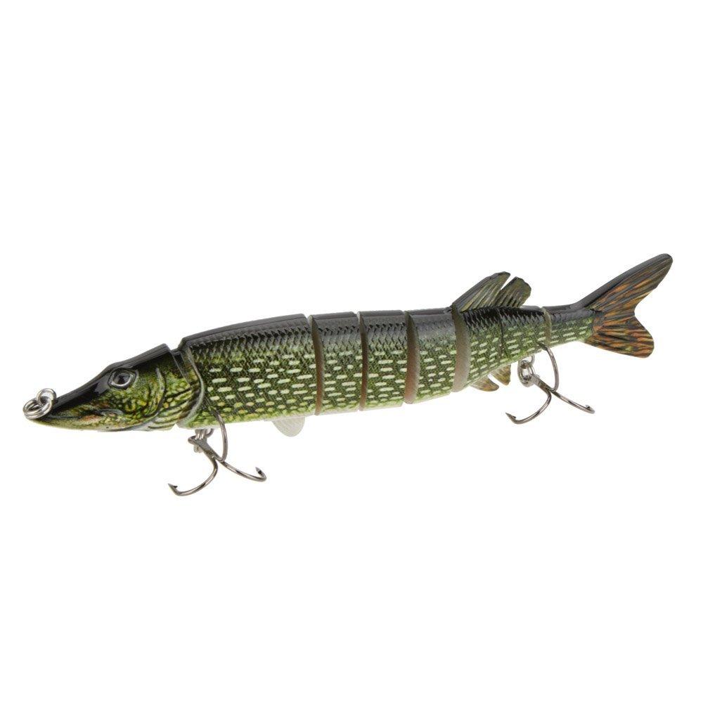 Muskie fishing lure swimbait fishingnew for Fish bites bait