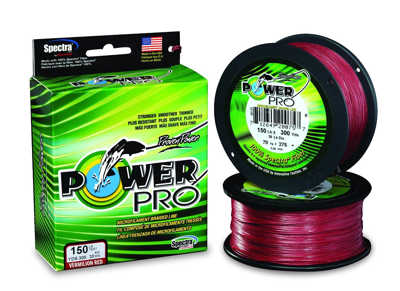 Power Pro Braided Fishing Line Fishingnew