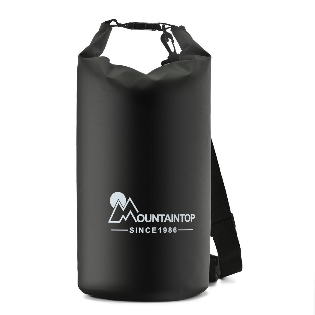 Mountaintop Lightweight Waterproof Dry Bag For Boating